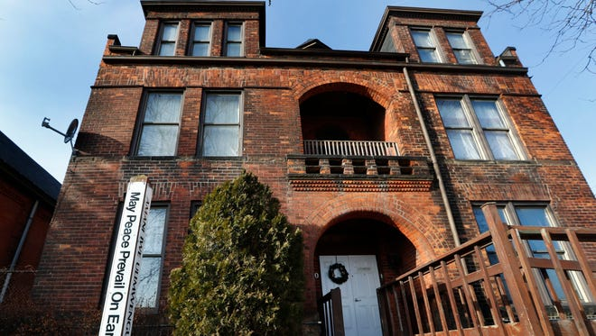 Freedom House, based in a former convent on the grounds of Detroit's oldest parish and overlooking the Detroit River, continues to ease the fears of asylum seekers from across the globe.