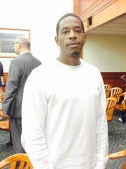 Donya Davis, 37, of Detroit, who was exonerated by
