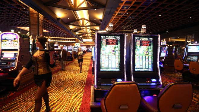 Belterra Park Gaming and Entertainment Center in Anderson Township opened to the public on May 1.