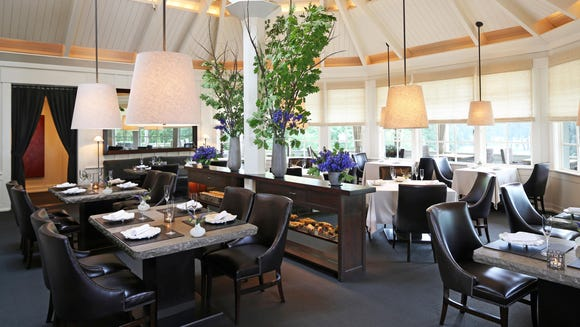 The Restaurant at Meadowood_St. Helena_CA_Interior_