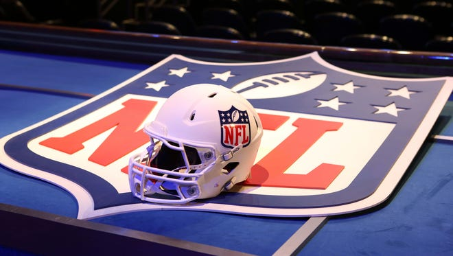 The NFL has a powerful marketing campaign with the 'shield' and must do everything to keep sponsors in tow.