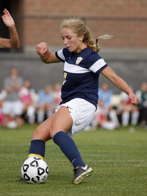 DeWitt's Danielle Stephan trained with the U.S. Under-19 Women's National Team in late March. Stephan was the only player representing Michigan at the camp in Sunrise, Florida.