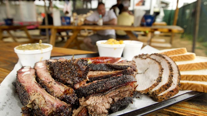John Mueller has a new barbecue operation opening in Jarrell, about 45 miles north of downtown Austin.
