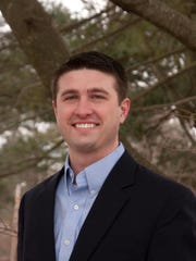 Newark City Councilman-elect Luke Chapman