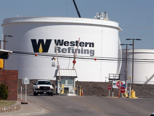 Western Refining, which operates an oil refinery at