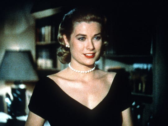"""Lisa (Grace Kelly) could become the next victim in 1954's """"Rear Window."""""""