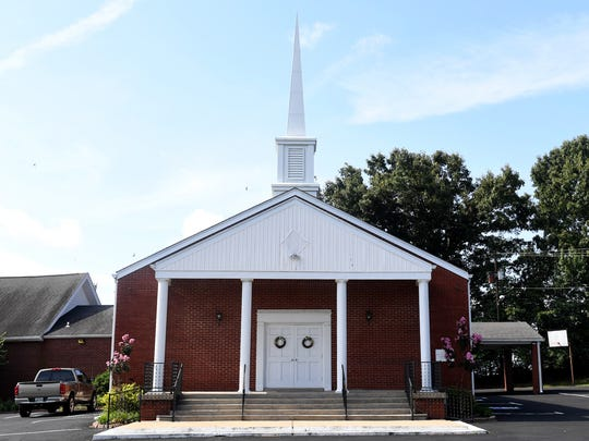 Madison Baptist Church received help from Anderson Presbyterian Church, which is located across the street. Both churches hold special services together.