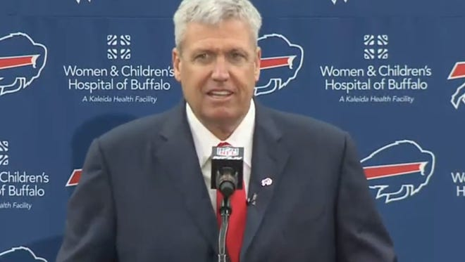 Rex Ryan will be back where he belongs on Super Bowl Sunday: In front of a mike. Who knows better than to talk about Bill Belichick and Tom Brady?