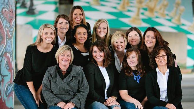 Black Orthodontic Staff