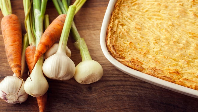 Fall is a wonderful time for luscious recipes made with fresh vegetables.