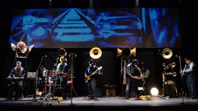 West Trainz, in conjunction with Festival International and the AcA, perform Tuesday and Wednesday, at the AcA.