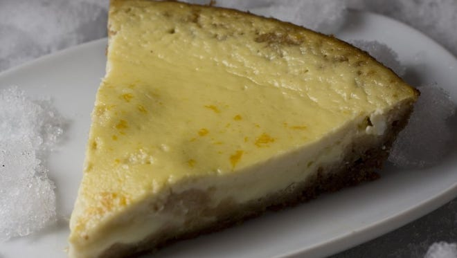 A piece of buttermilk pie was at the center of a family argument early Saturday morning that took a dangerous turn when one family member, upset another ate his piece of pie, grabbed a shotgun and fired a round through the home's front door.