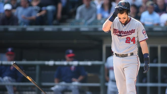 Trevor Plouffe and the Twins have had the AL's worst record ever since an 0-9 start
