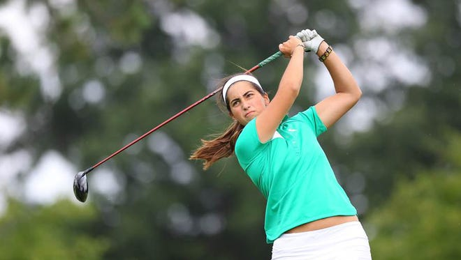 Jacqueline Setas and three other Michigan natives are headed to Springfield, Pa., to compete in U.S. Women's Amateur.