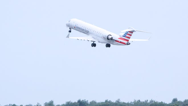 American Airlines is now offering same-day direct flights between Capital Region International Airport and Ronald Reagan Washington National Airport in Washington, D.C., allowing mid-Michigan travelers to conveniently take day trips to the nation's capital. Daily flights to Chicago O'Hare International Airport will begin August 23.