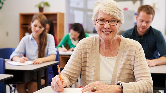 Research shows that learning can improve brain health and ward off dementia.