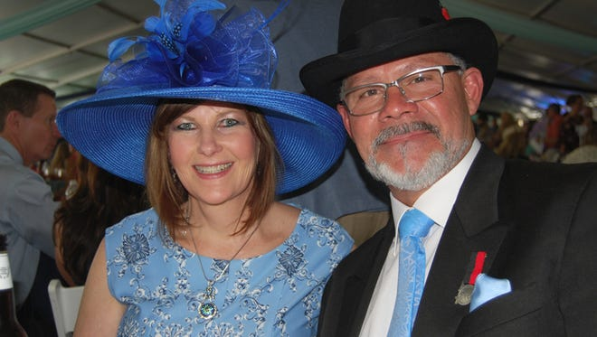 Turfway Park will host its annual Kentucky Derby Party in the Paddock and Derby simulcast from noon to 7:30 p.m., Saturday, May 6.