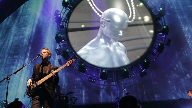 Pink Floyd tribute band Brit Floyd presents the Immersion World Tour at 8 p.m. Monday, June 12 at the American Bank Center, 1901 N. Shoreline Blvd. Cost: tickets start at $41. Information: www.americanbankcenter.com or 361-826-4700.