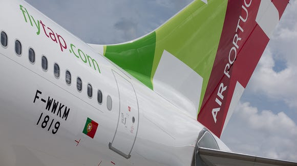 TAP Portugal's first Airbus A330neo visits Miami International