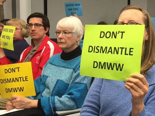 Iowa CCI opposes bill to dismantle DMWW