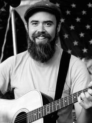 Colin McMahon, guitar
