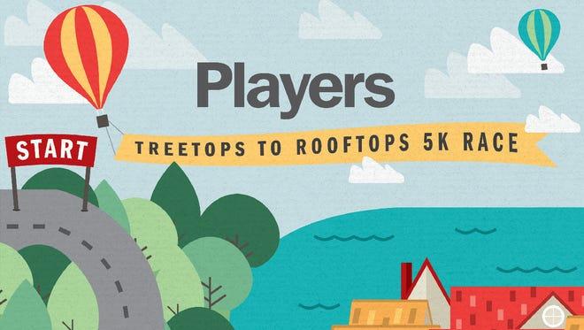 Treetops to Rooftops 5K