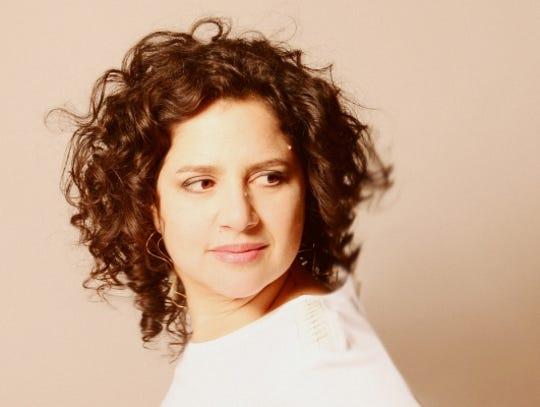 Anat Cohen, this year's Burlington Discover Jazz Festival