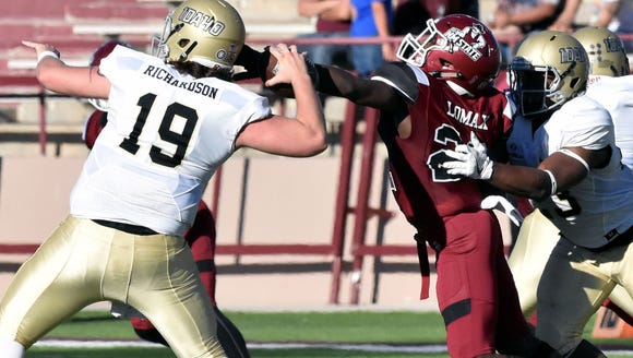 Shamad Lomax should be a first team Sun Belt selection