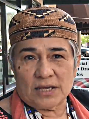 Tribal Chieftain and spiritual leader of the Winnemem Wintu Caleen Sisk was among the indigenous leaders who on Tuesday, Sept. 24 stood on stage at the State of the City, where Mayor Julie Winter apologized for past wrongs against Native American people in the North State.