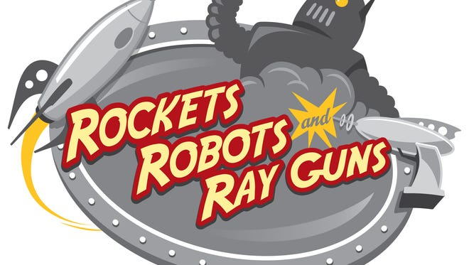 The Strong Museum's Rockets, Robots and Ray Guns.