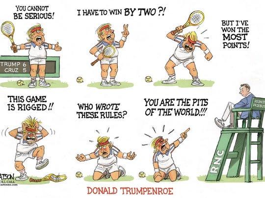 "Donald ""Trumpenroe"""