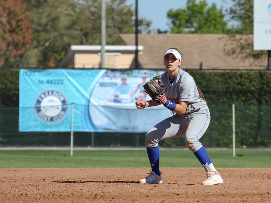 SDSU infielder Yanney Ponce has helped the Jacks to