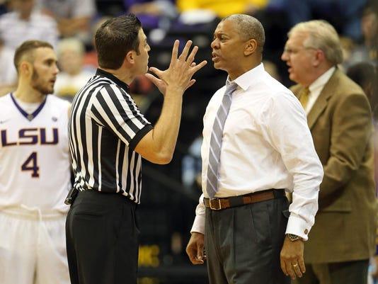 NCAA Basketball: Wake Forest at Louisiana State