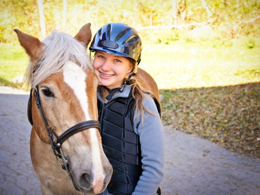 Saddlewood Horse Club Girl Scout Recruitment Event