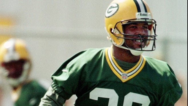 Green Bay Packers safety LeRoy Butler.