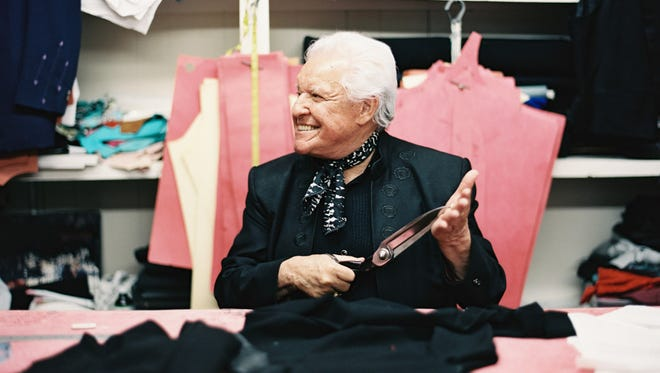 Tailor-to-the-stars Manuel Cuevas.