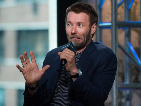 """Joel Edgerton discusses """"The Gift"""" on July 27 in New York."""