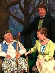 """The Lamoille County Players present """"Brigadoon"""" starting"""