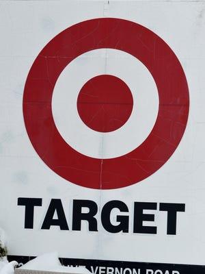 Target Distribution Center in Stuarts Draft.