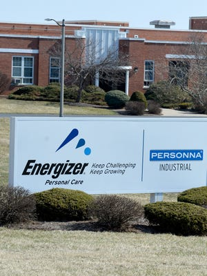 The Energizer plant in Verona