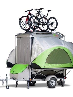 SylvanSport GO camper trailer.