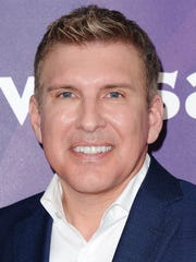 Todd Chrisley attends the 2016 NBC Universal Summer Press Day held at the Four Seasons Hotel on Friday, April 1, 2016, in Westlake Village, Calif. (Photo by Richard Shotwell/Invision/AP)