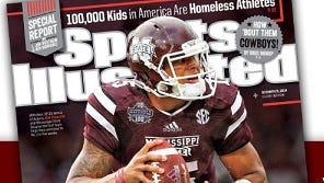 Dak Prescott will be on a regional cover of Sports Illustrated this week.