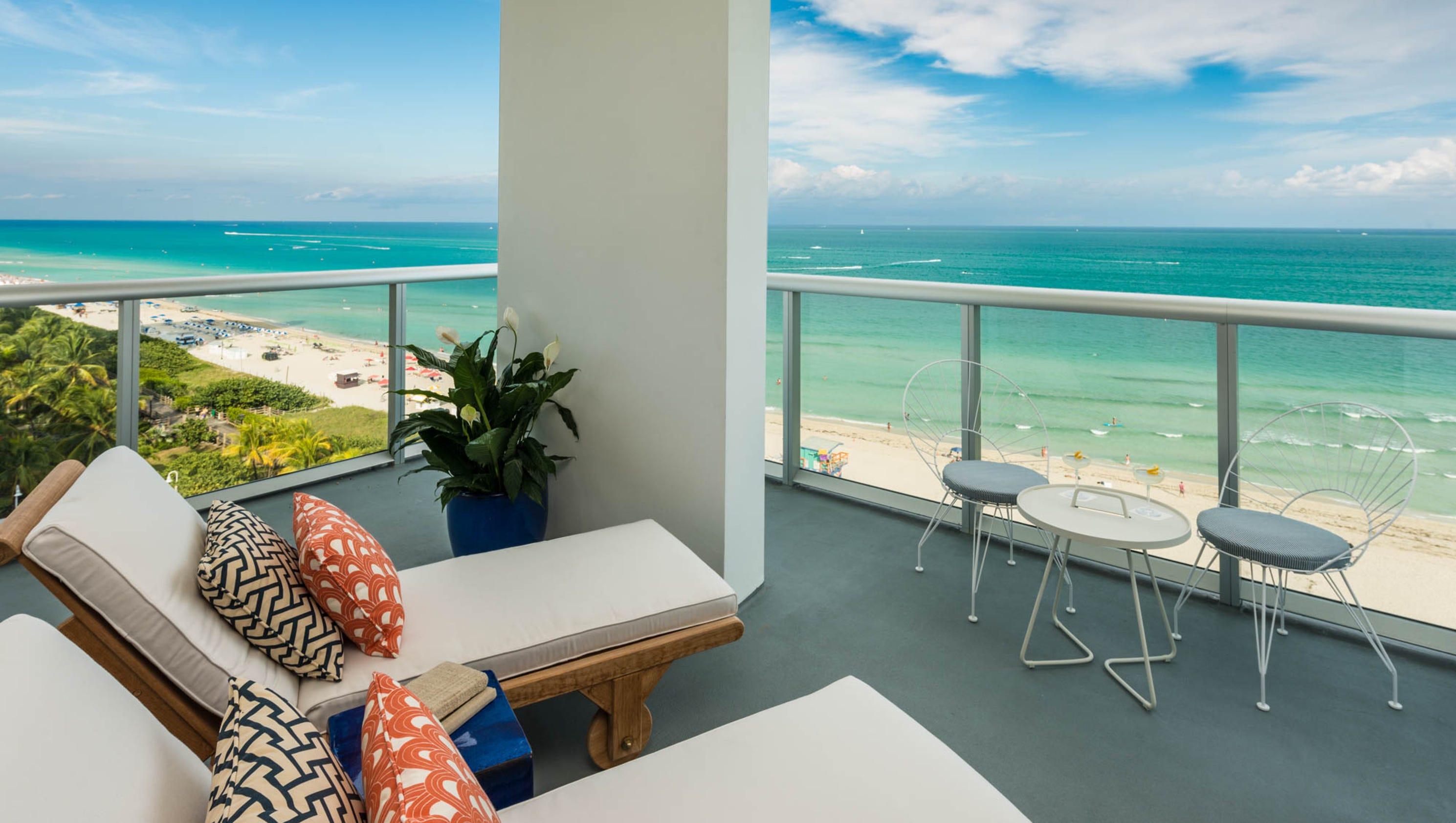 Boutique Hotels Miami Beach Oceanfront