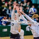 Brooke Kranda came to MSU volleyball as a shy, skinny girl. Not anymore.