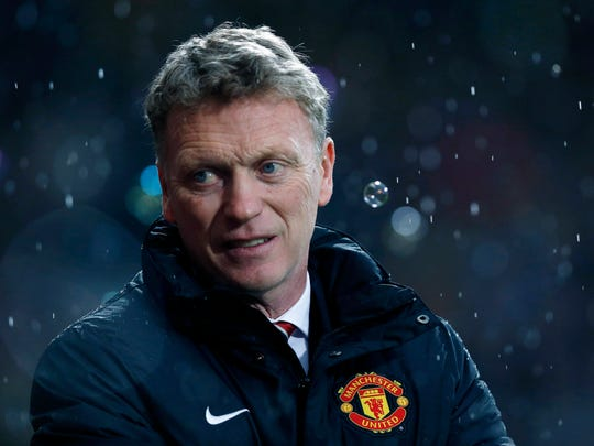 Britain Soccer Man United Moyes