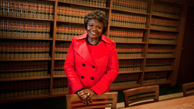 Widener Law School Dean Linda Ammons is stepping down at the end of the year after eight years guiding the school.