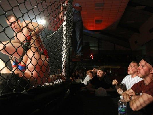 MMA !