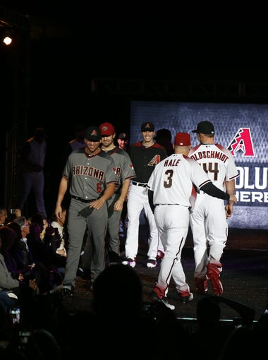 The Arizona Diamondbacks unveiled new uniforms for 2016 at a special event at Chase Field on Dec. 3, 2015. Take a look at them and other team uniforms through the years.