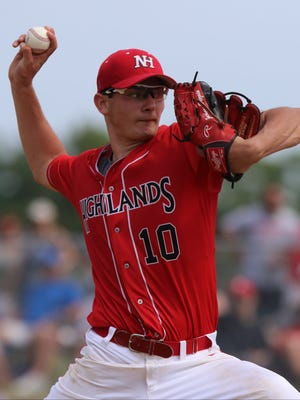 Zach Dreznin had a 6-1 record with an ERA of 0.91 for Northern Highlands last year.